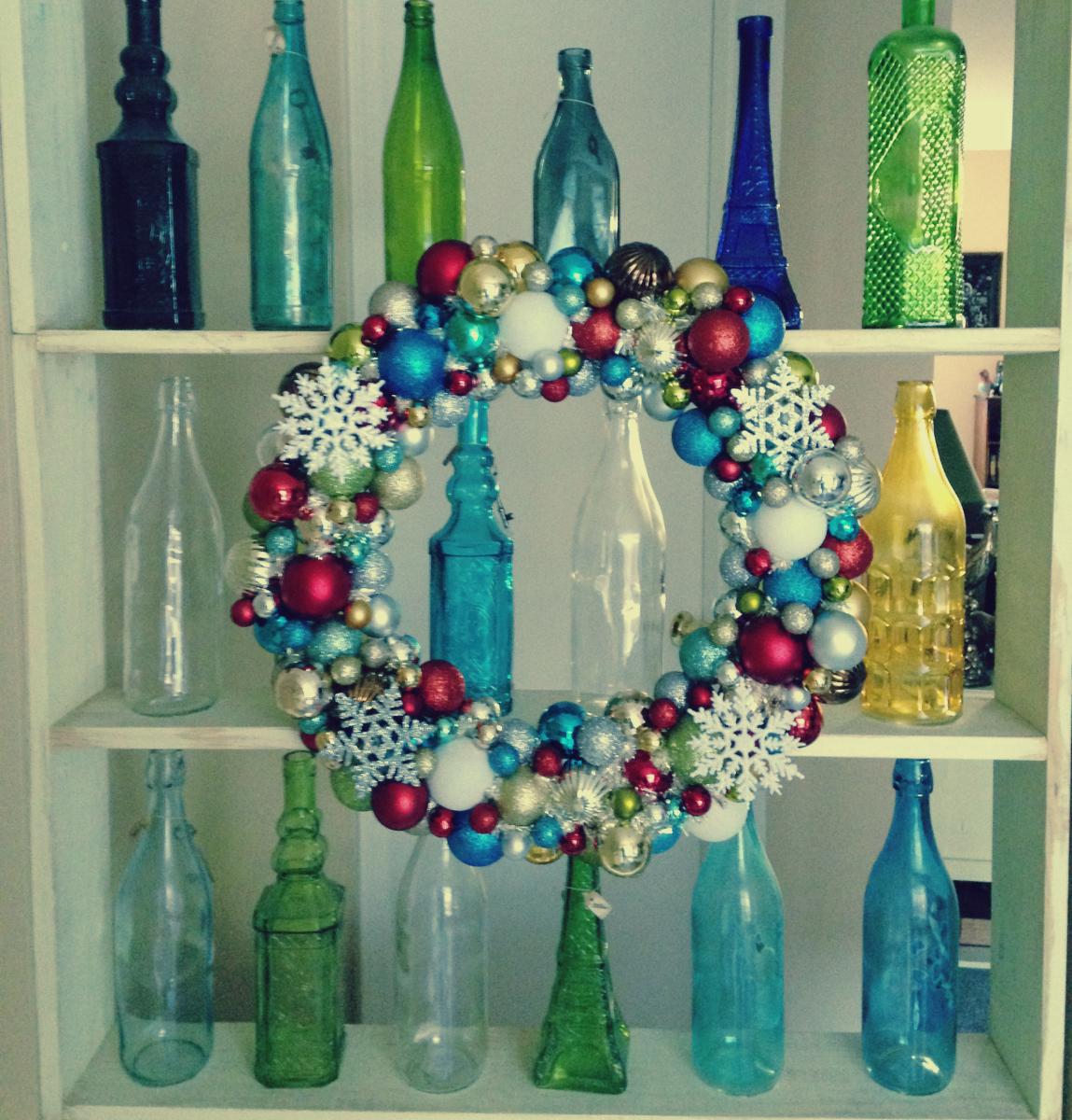 Easy to Make Christmas Wreaths