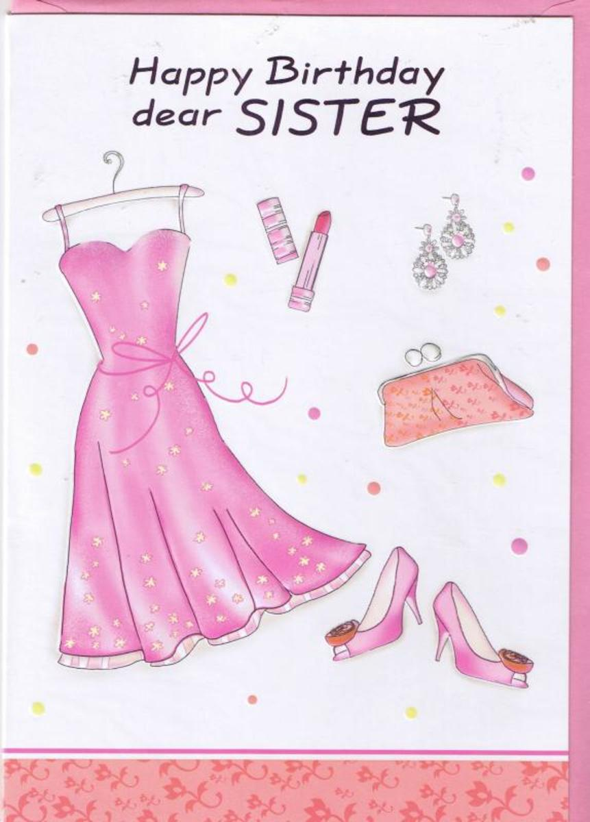 Happy Birthday Wishes and Quotes for Your Sister – Happy Birthday Sis Cards
