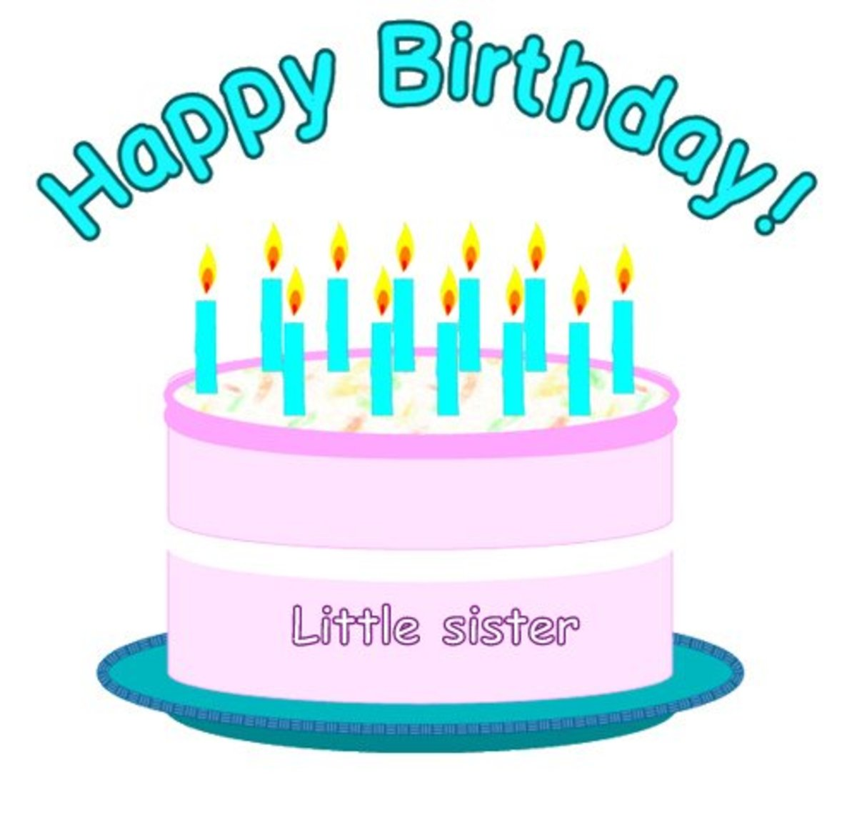 Happy Birthday Wishes and Quotes for Your Sister | Holidappy