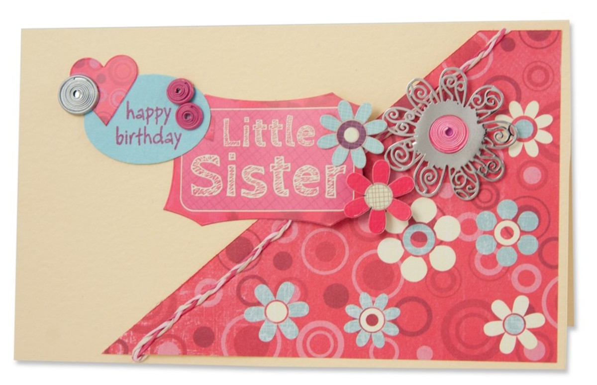 Happy Birthday Wishes and Quotes for Your Sister – Happy Birthday to My Sister Cards