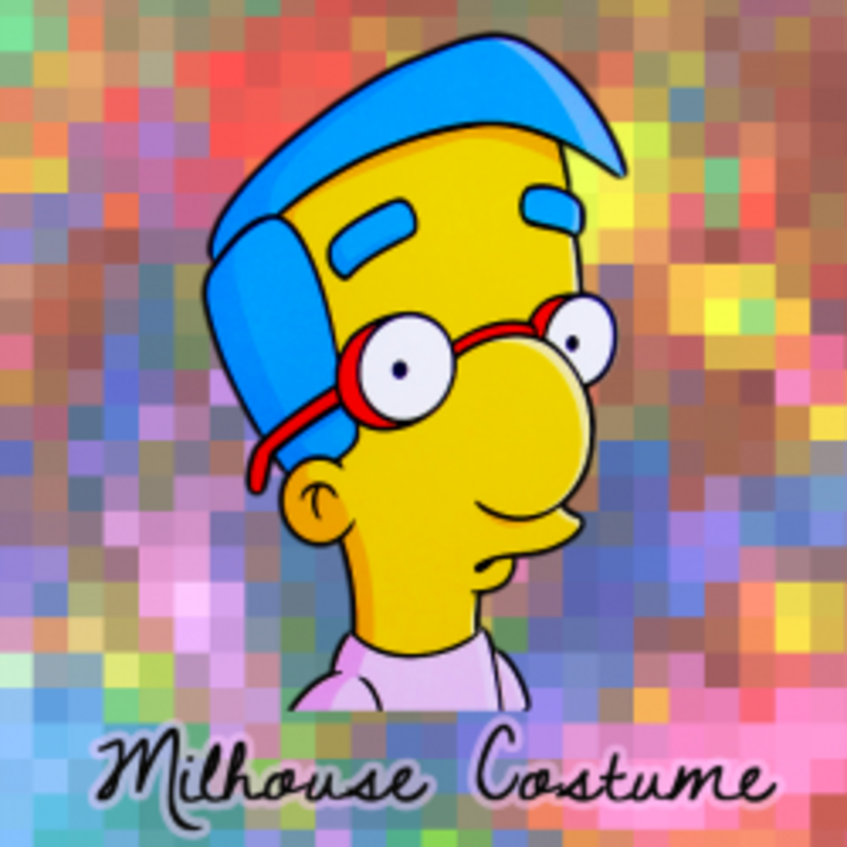 How to Make a Milhouse Costume (or Cosplay)