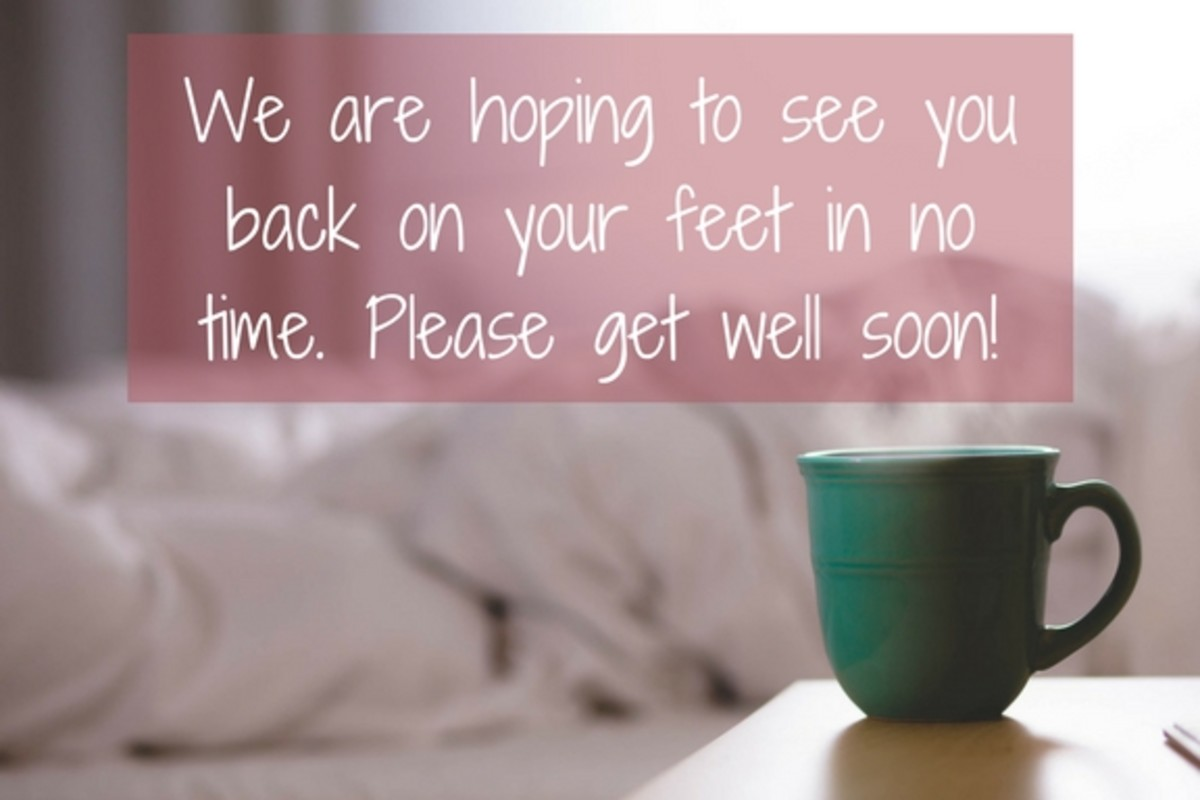 Let someone who's recovering from surgery know you're thinking of them with these thoughtful messages!