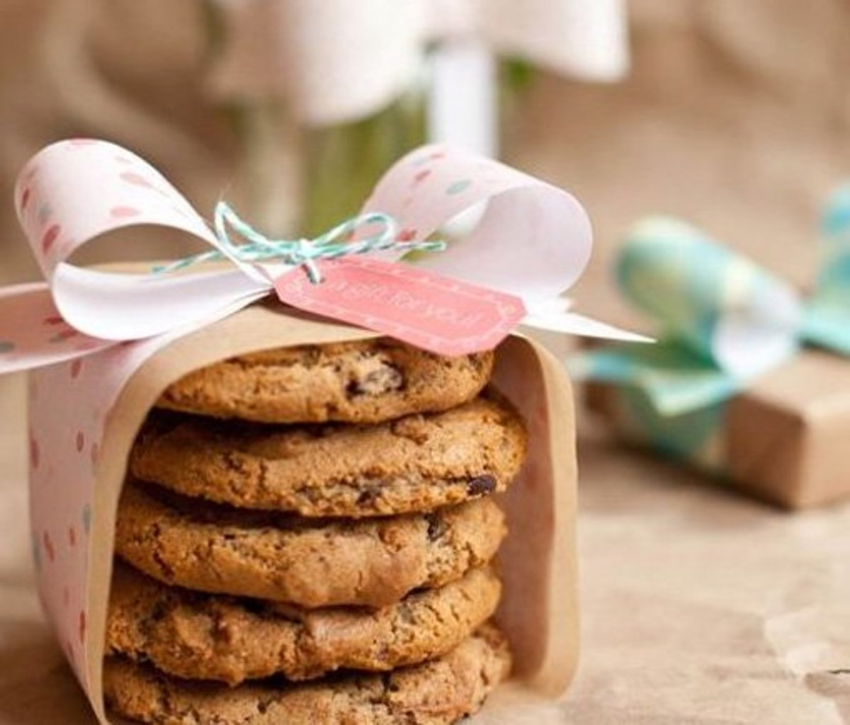 DIY Wedding Table Decoration Ideas | Cookie Wedding Favors