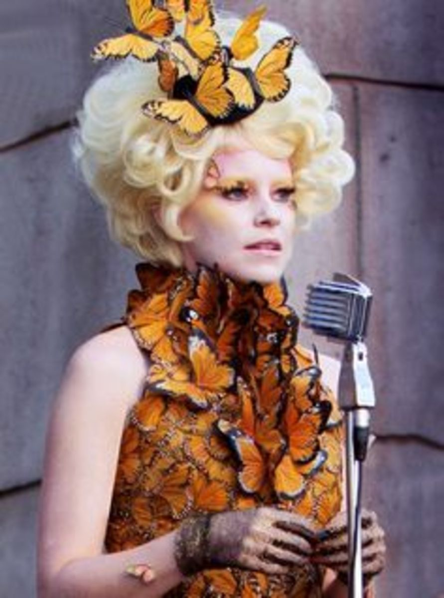 Butterfly Woman | DIY Halloween Costume Ideas
