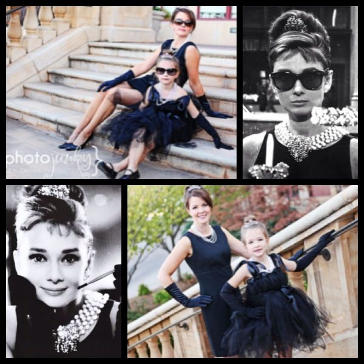 Audrey Hepburn | DIY Halloween Costume Ideas