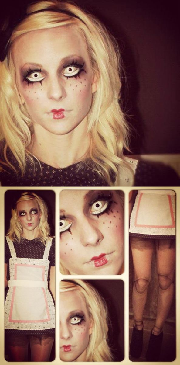 Creepy Doll Costume