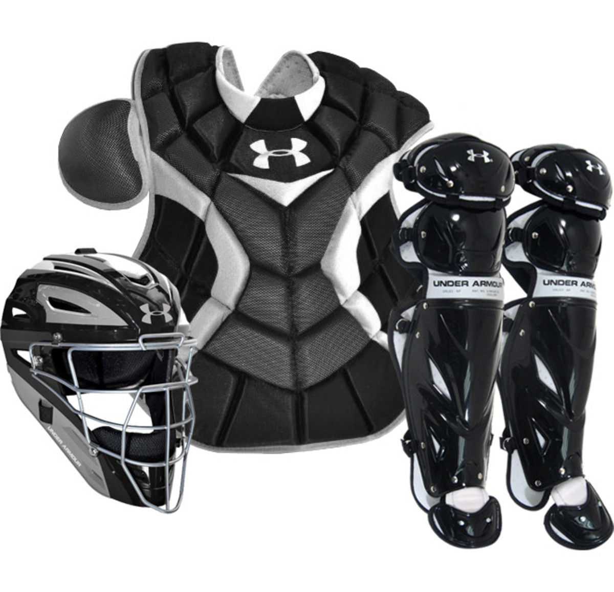Buying new catcher gear in the winter will give them plenty of time to break it all in.