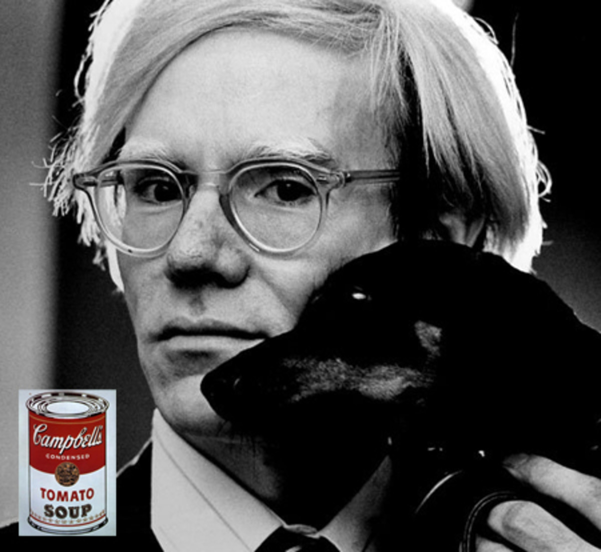 A Last Minute Andy Warhol Costume