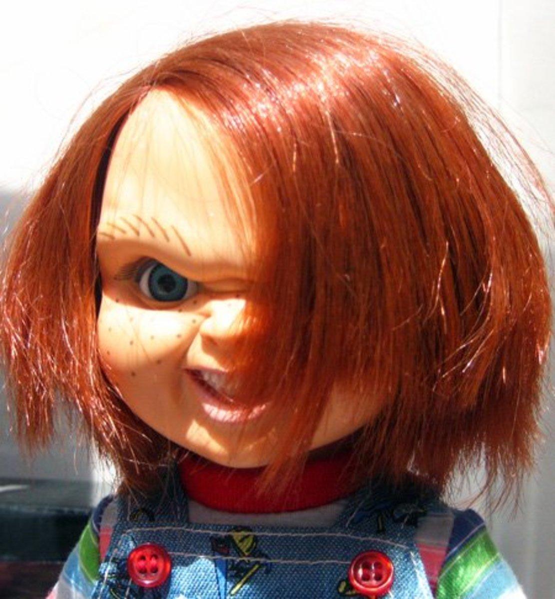 """Child's Play"" Chucky Costume  (shudder)"