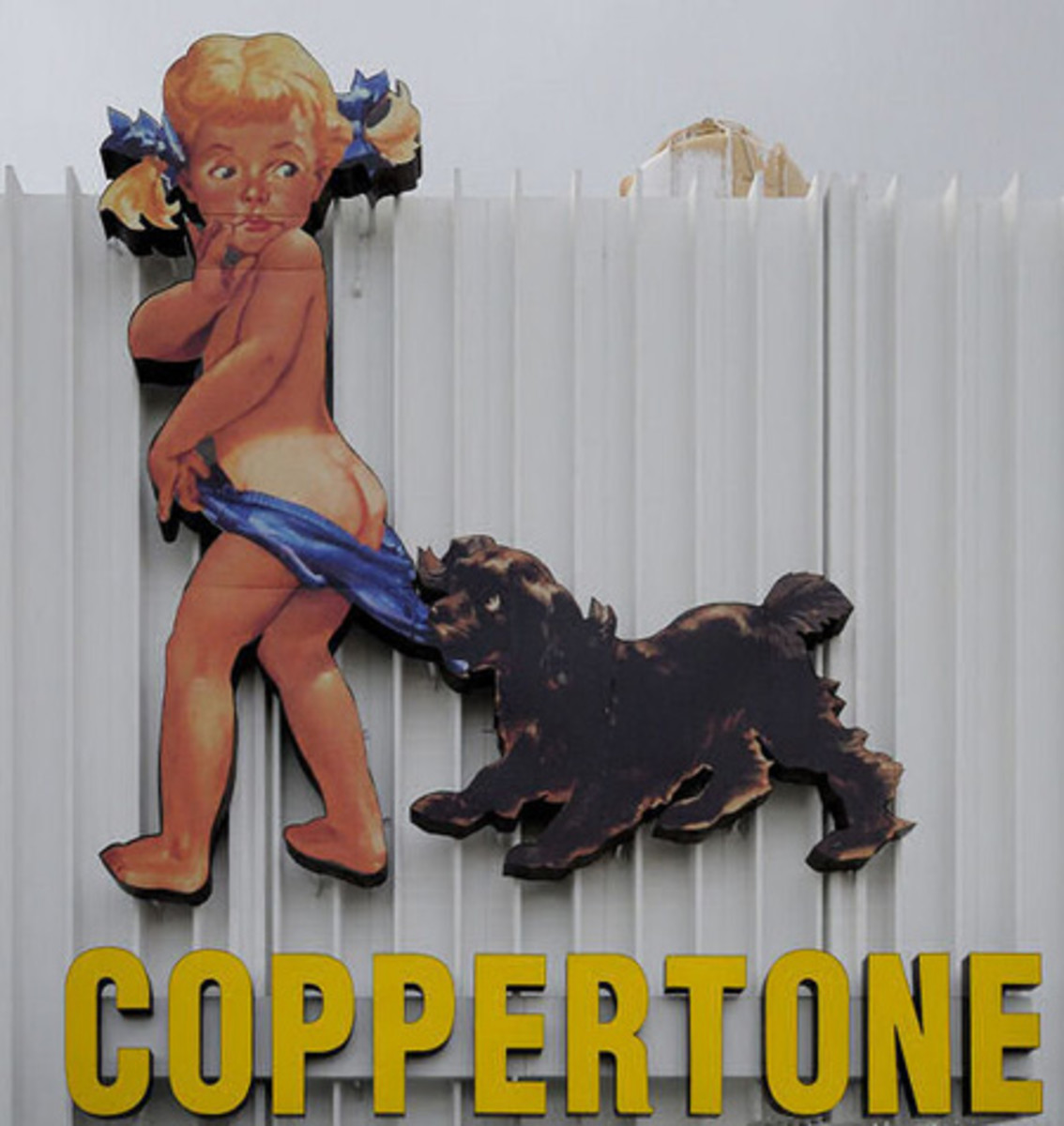 Coppertone Baby Costume