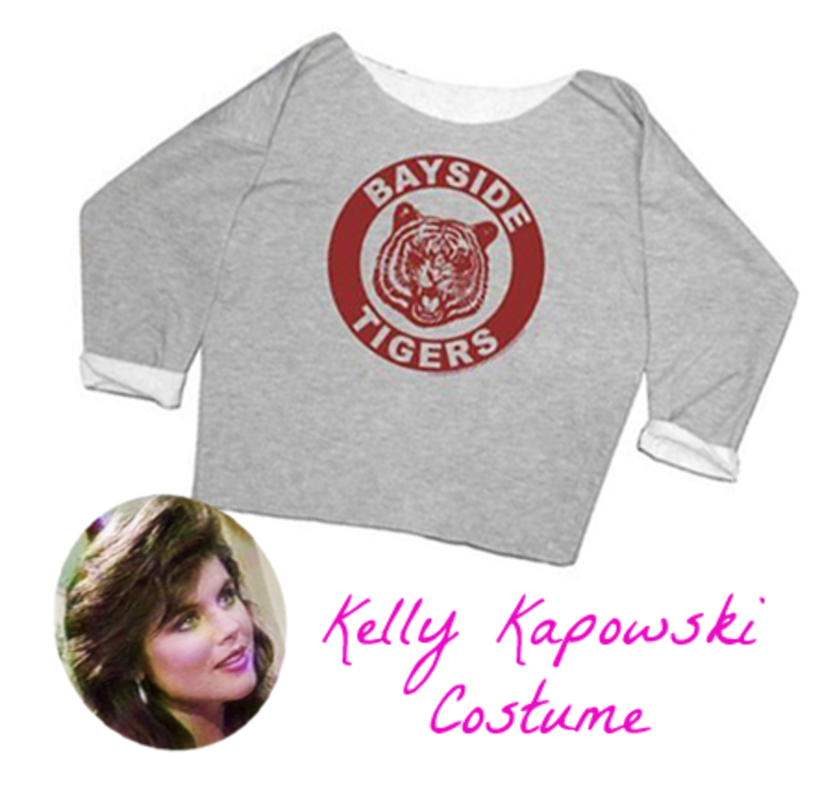 Kelly Kapowski (Saved By the Bell) Costume
