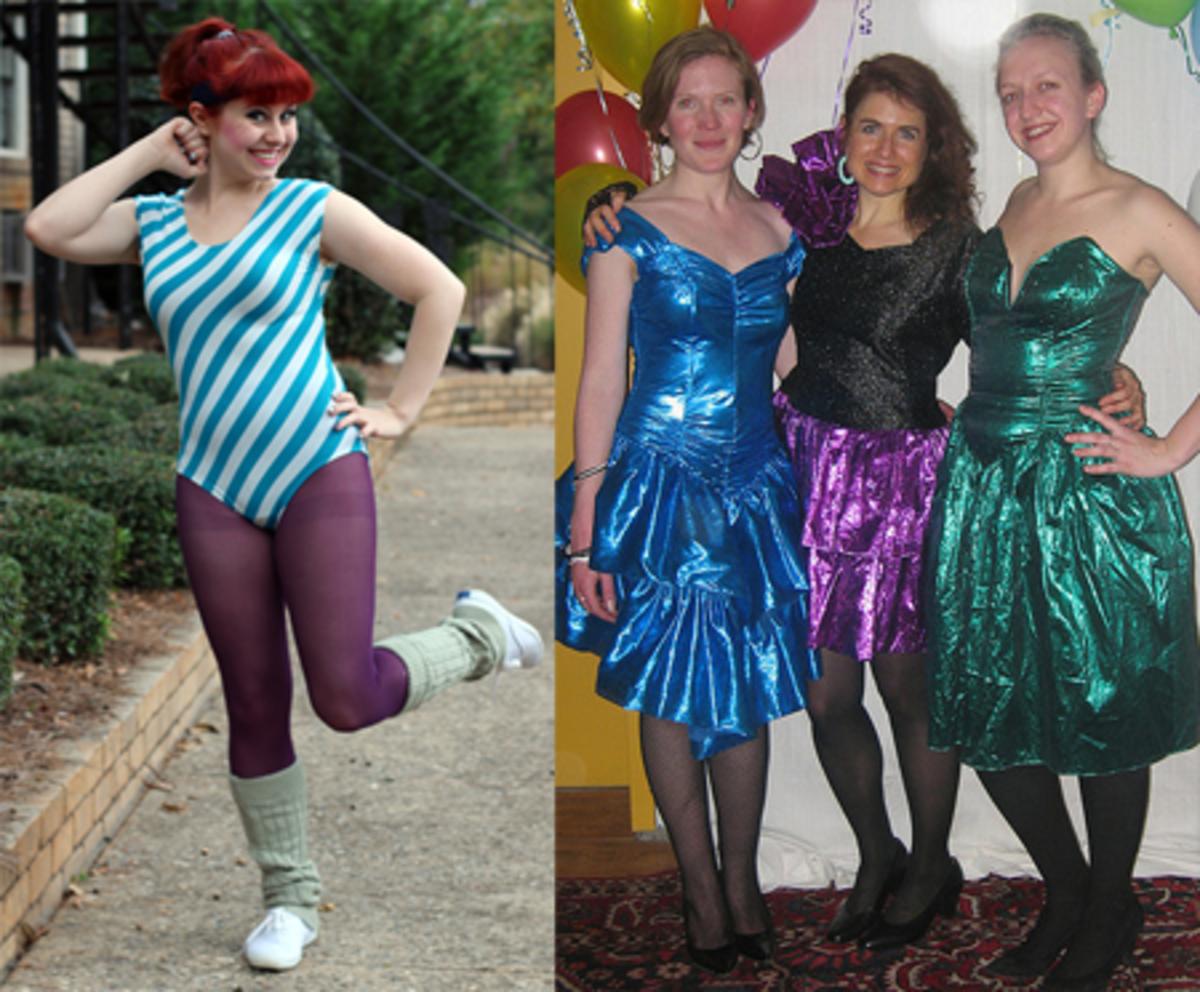 Last Minute 80s Costumes