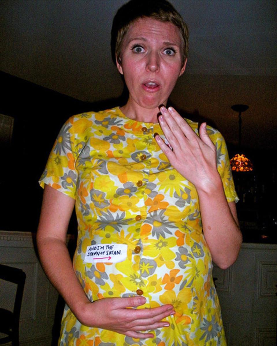 Rosemary's Baby Costume