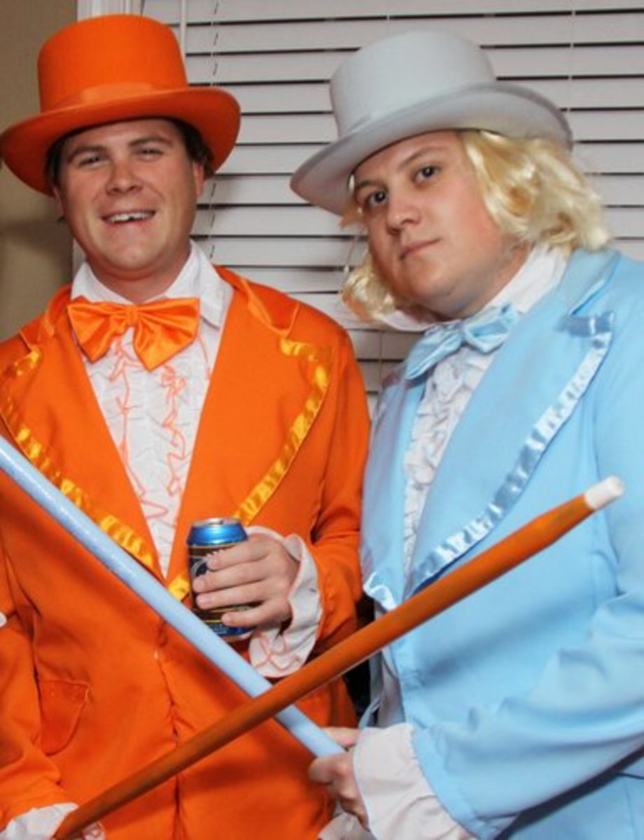 "Harry and Lloyd ""Dumb and Dumber"" Costume"