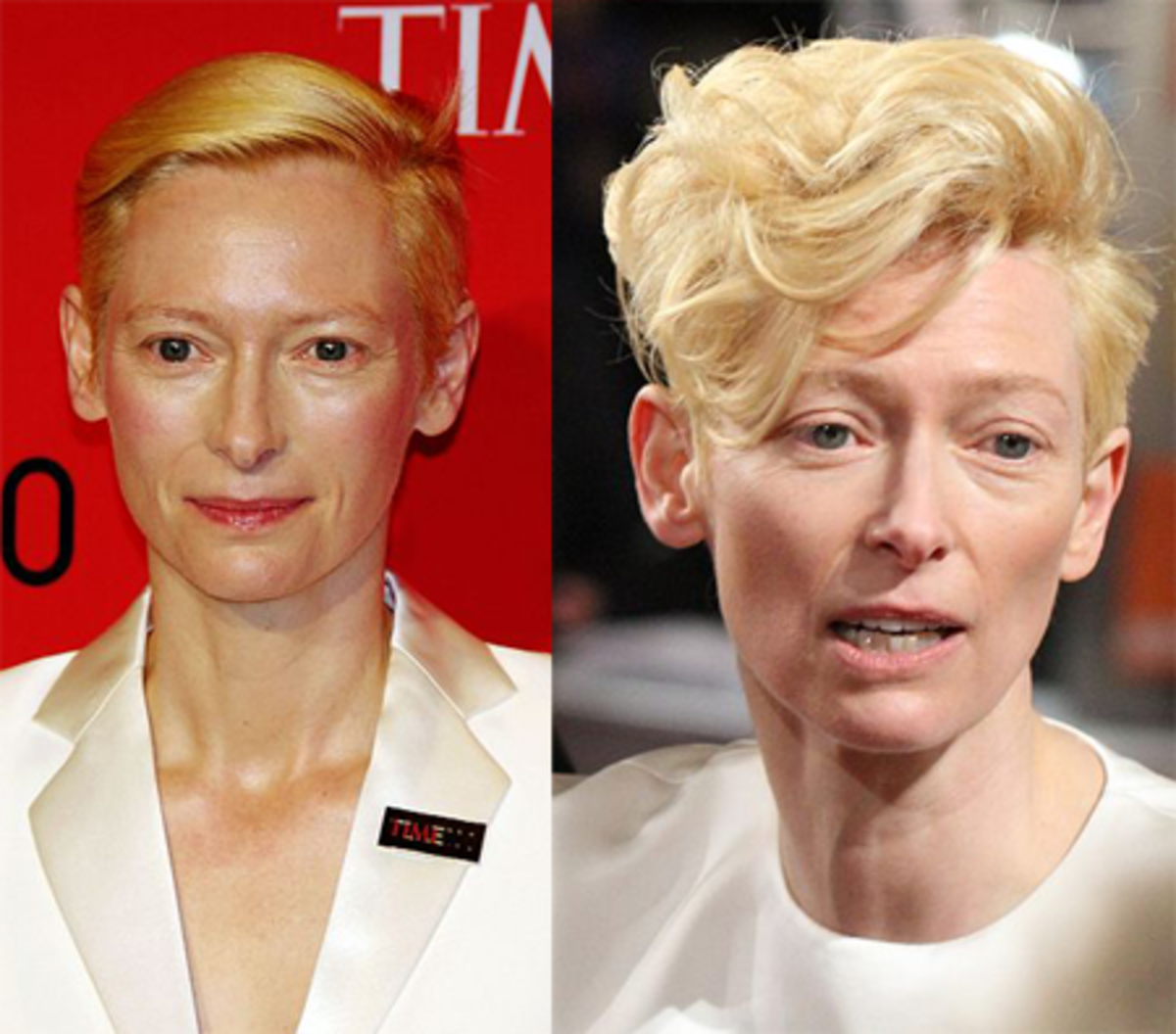 Tilda Swinton Costume
