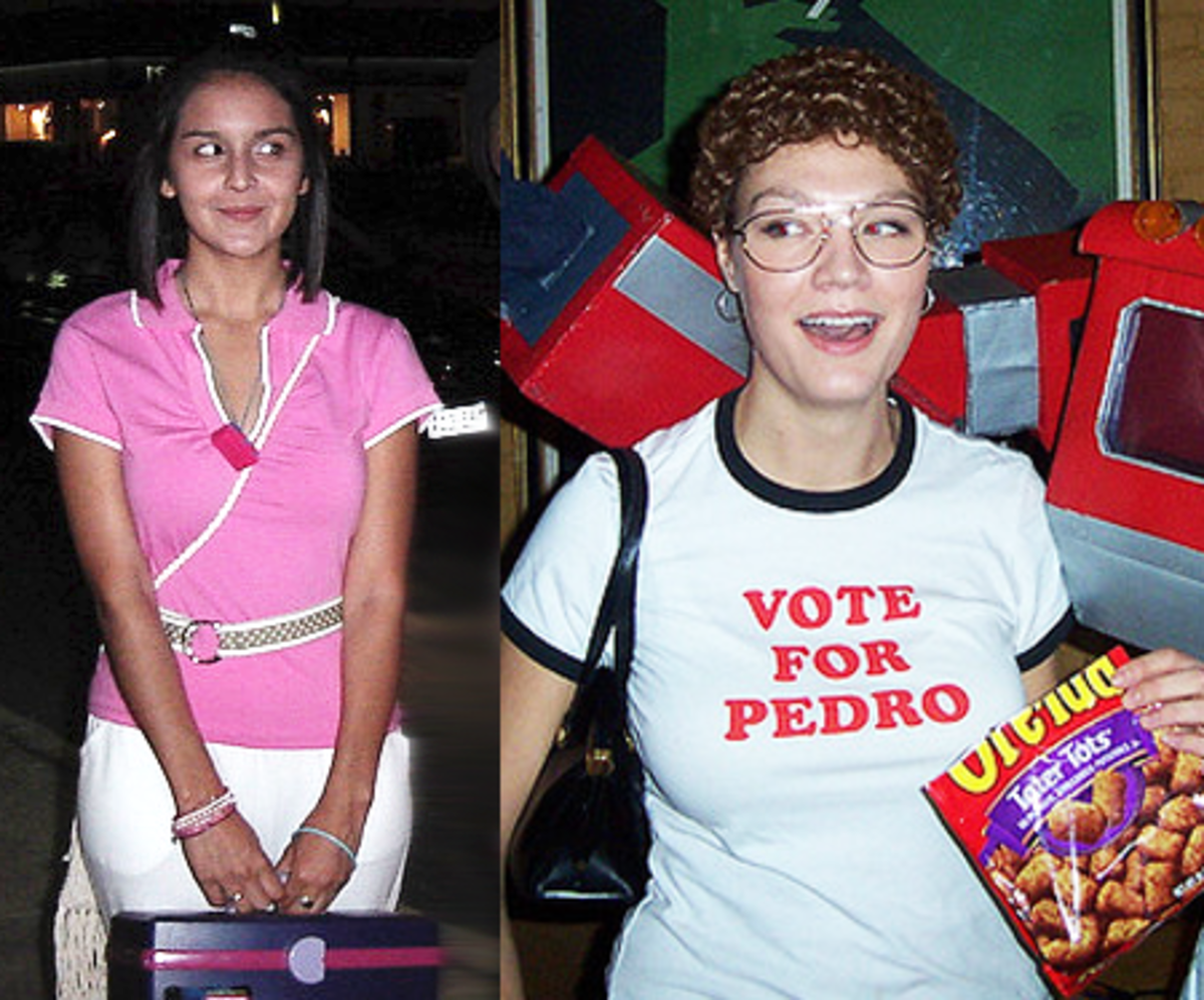 Napoleon Dynamite Costume for 2