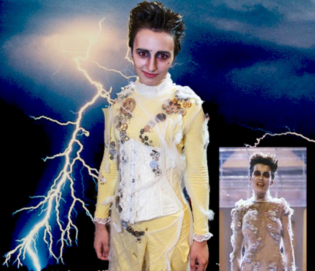 Gozer Costume