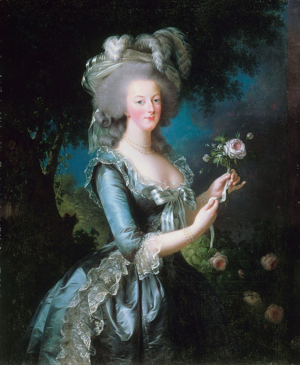 By Louise Élisabeth Vigée Le Brun at Google Cultural Institute