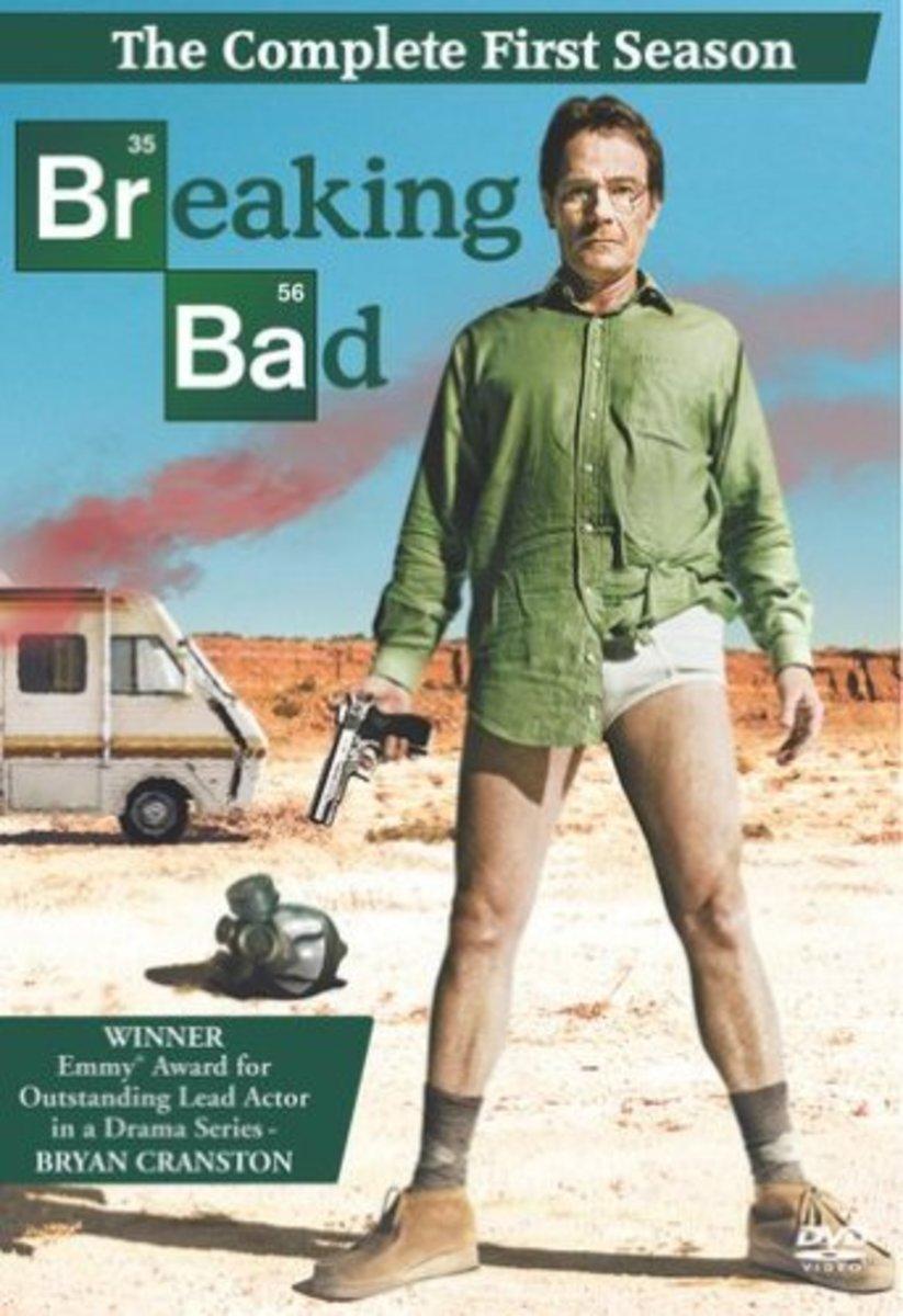 "Walter White ""Breaking Bad"""