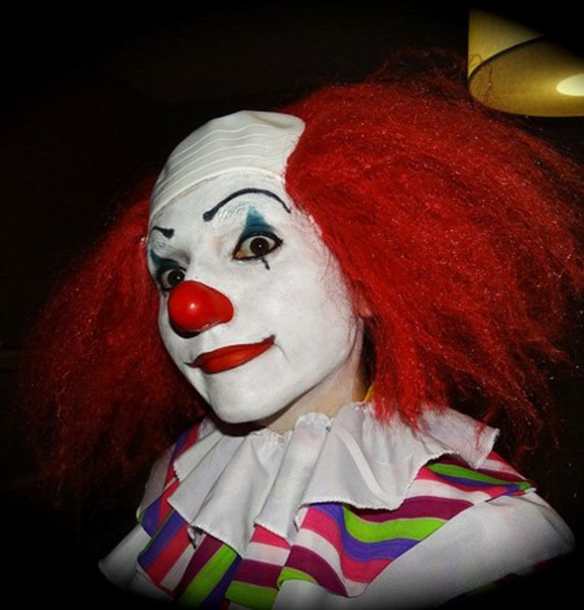 """Pennywise Clown Costume from """"It"""""""