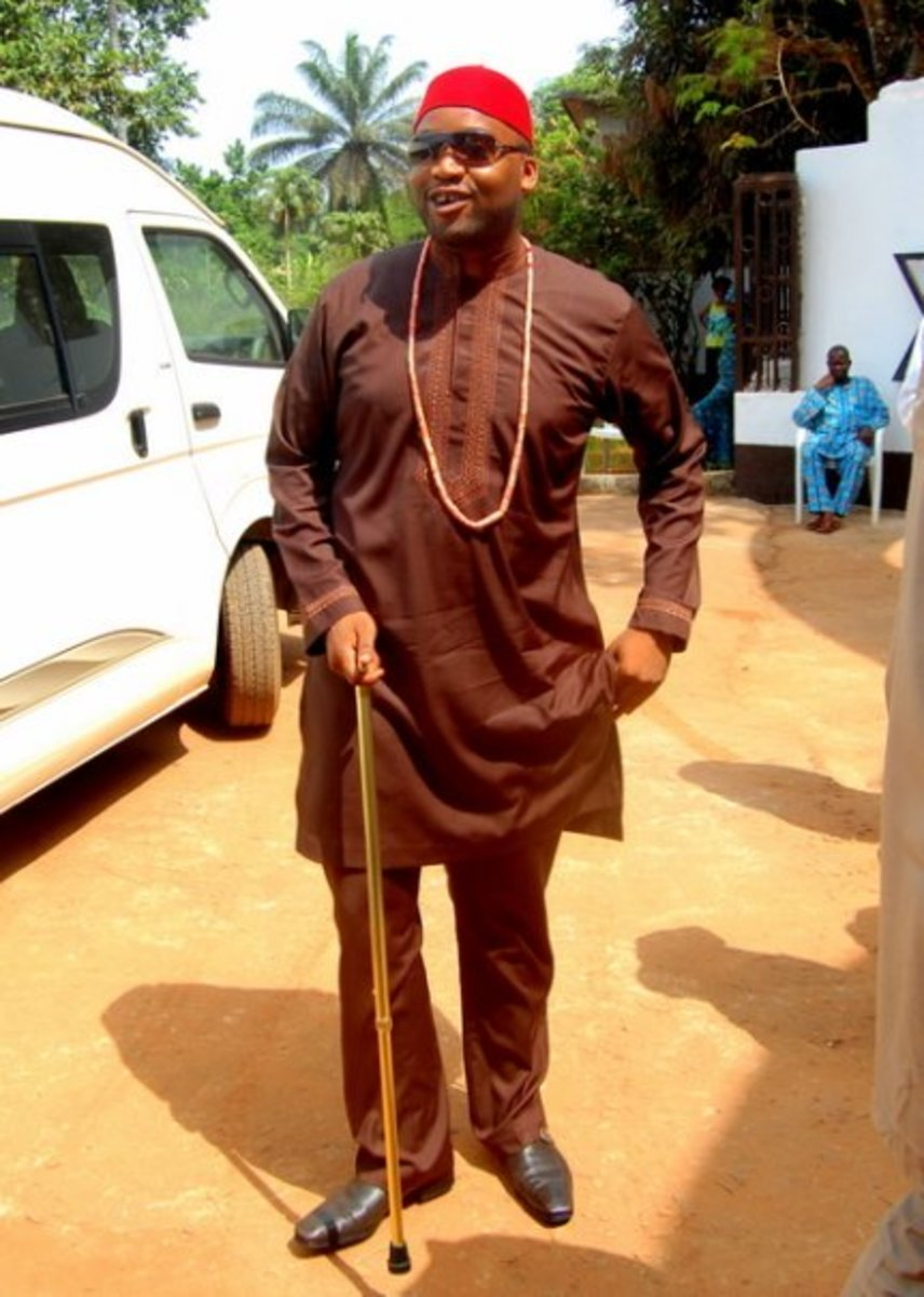 The Traditional Igbo Wedding Outfit | Holidappy