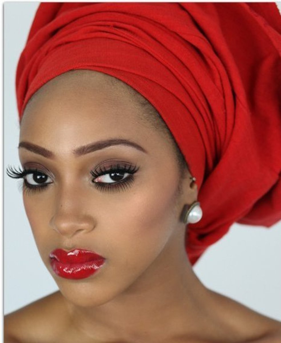 Igbo Traditional Wedding Makeup : The Traditional Igbo Wedding Outfit Holidappy