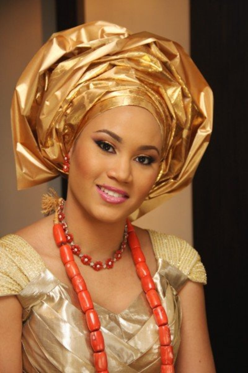 image of beautiful Nigerian woman courtesy Nairaland.com
