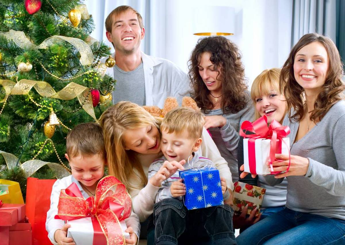 Games are a great way to bring families together during the holidays.