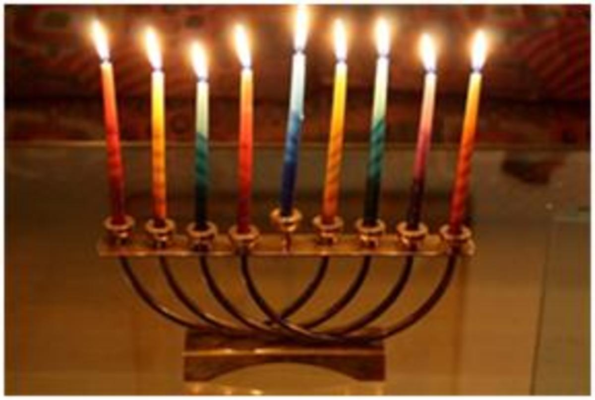 Eight Days of Hanukkah!