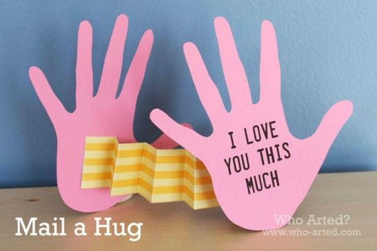 Clique em Pick para 26 Day Ideas DIY Romantic Valentines para ele | Ideias Handmade Valentines Day Gift para namorados