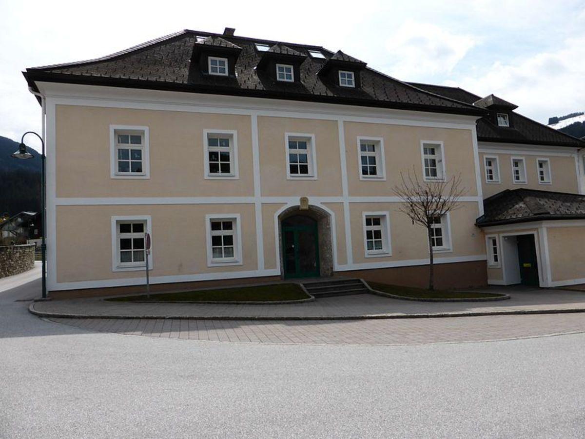 The Joseph Mohr-Schule in Wagrain, Austria