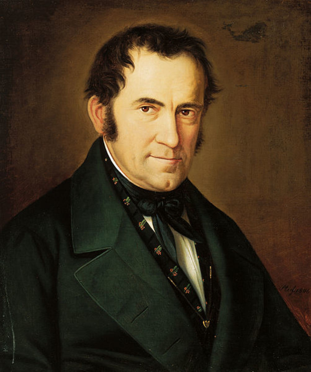 Franz Gruber who wrote the music for Silent Night