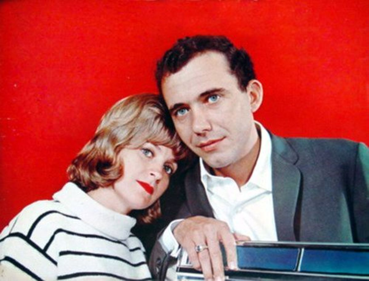Skeeter Davis and Bobby Bare