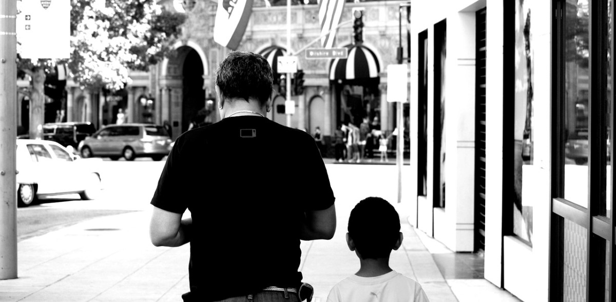 """""""Thanks for walking alongside me and treating me just like your very own. You are the best stepfather a kid could asks for. Happy Father's Day!"""""""