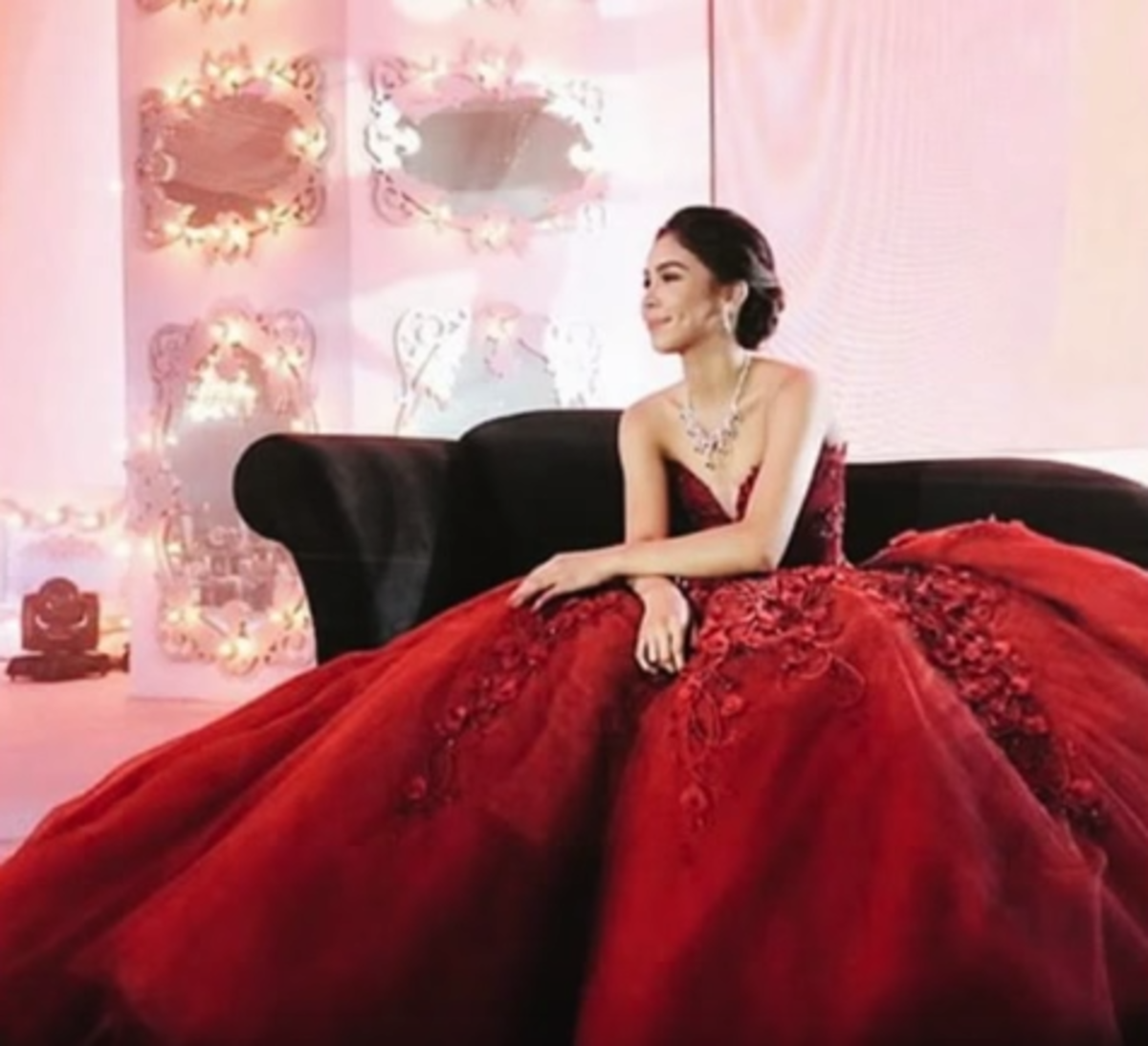 Julia Barretto @ 18 debut, March 10, 2015.