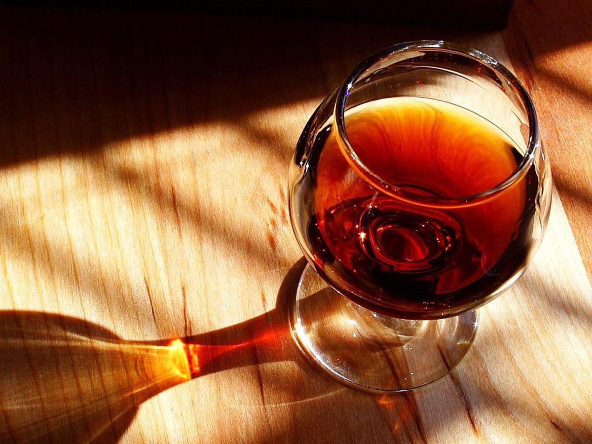 Keep a glass of wine handy