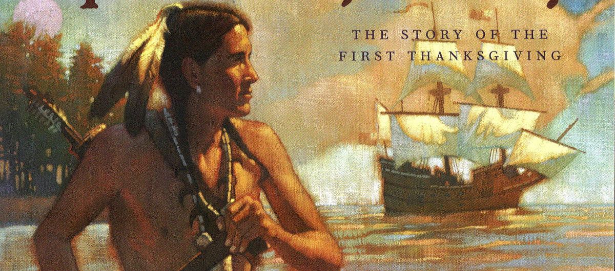 Since no actual portrait exists, there are many contemporary likenesses of Squanto.