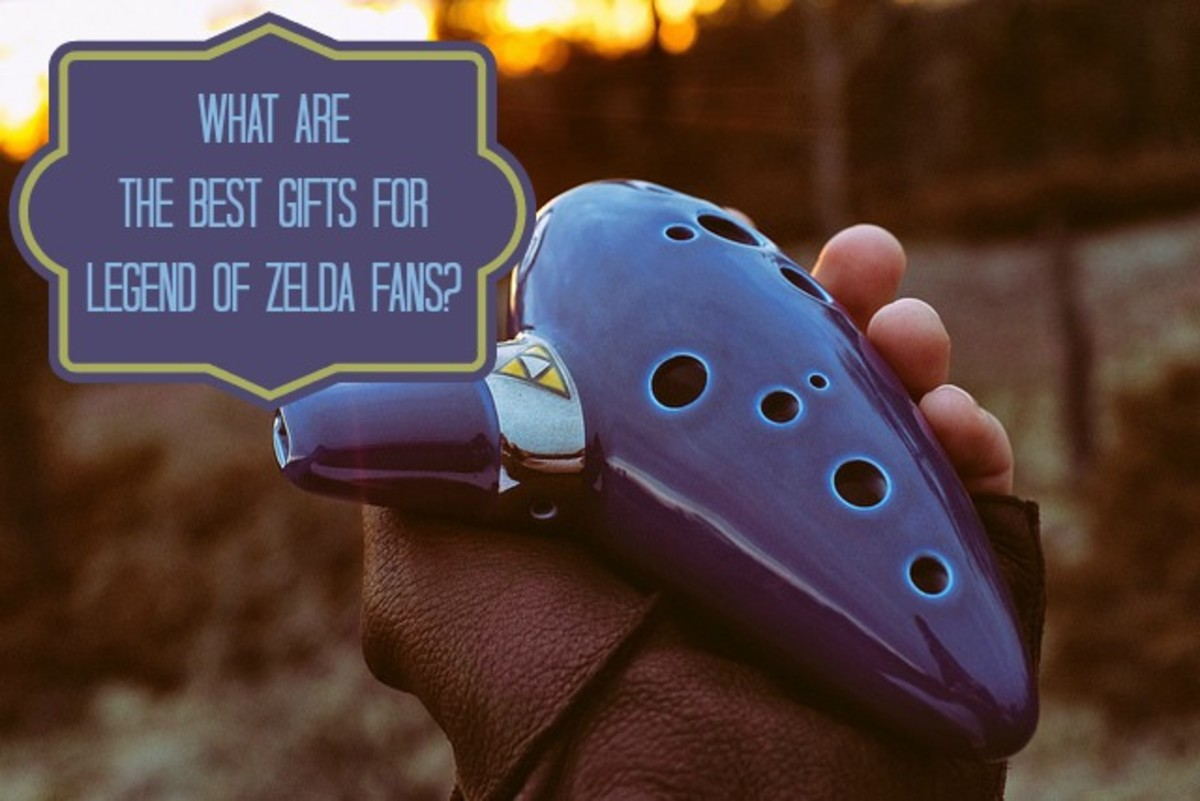 What are the best gifts for Zelda fans? I recommend an Ocarina of Time replica!