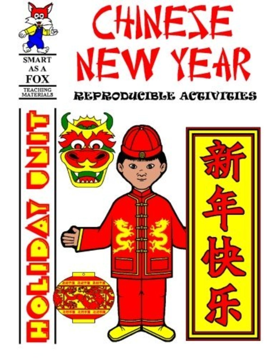 Chinese New Year: Activities for Children
