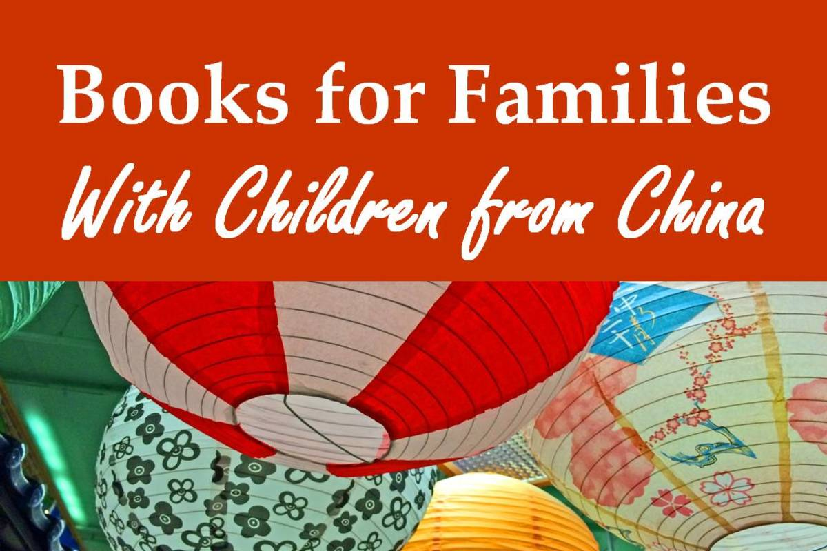 Books for Families with Children from China