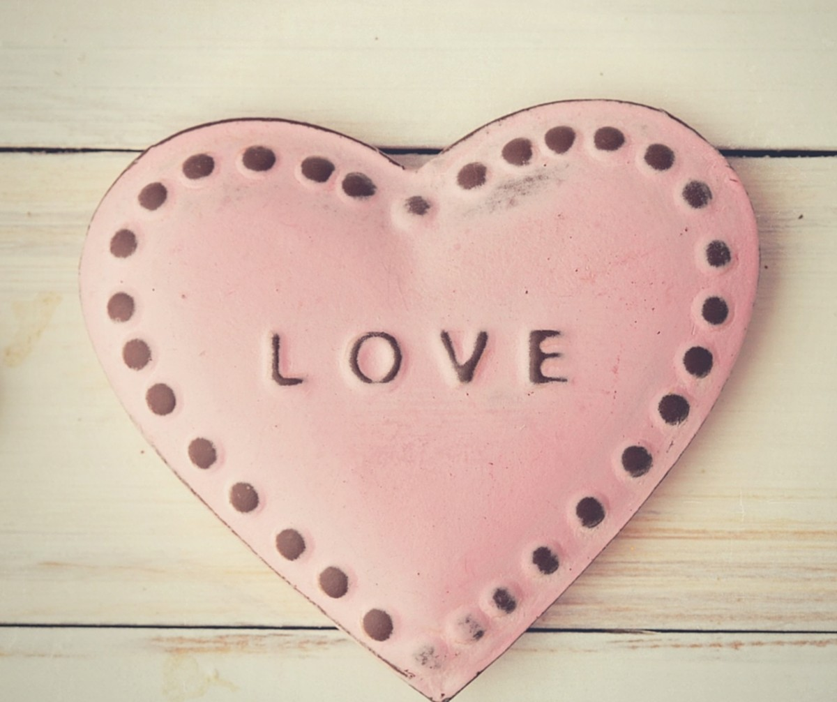 Time to get creative! Use these romantic words and phrases in word games, crafts, scavenger hunts, and other fun Valentine's activities.