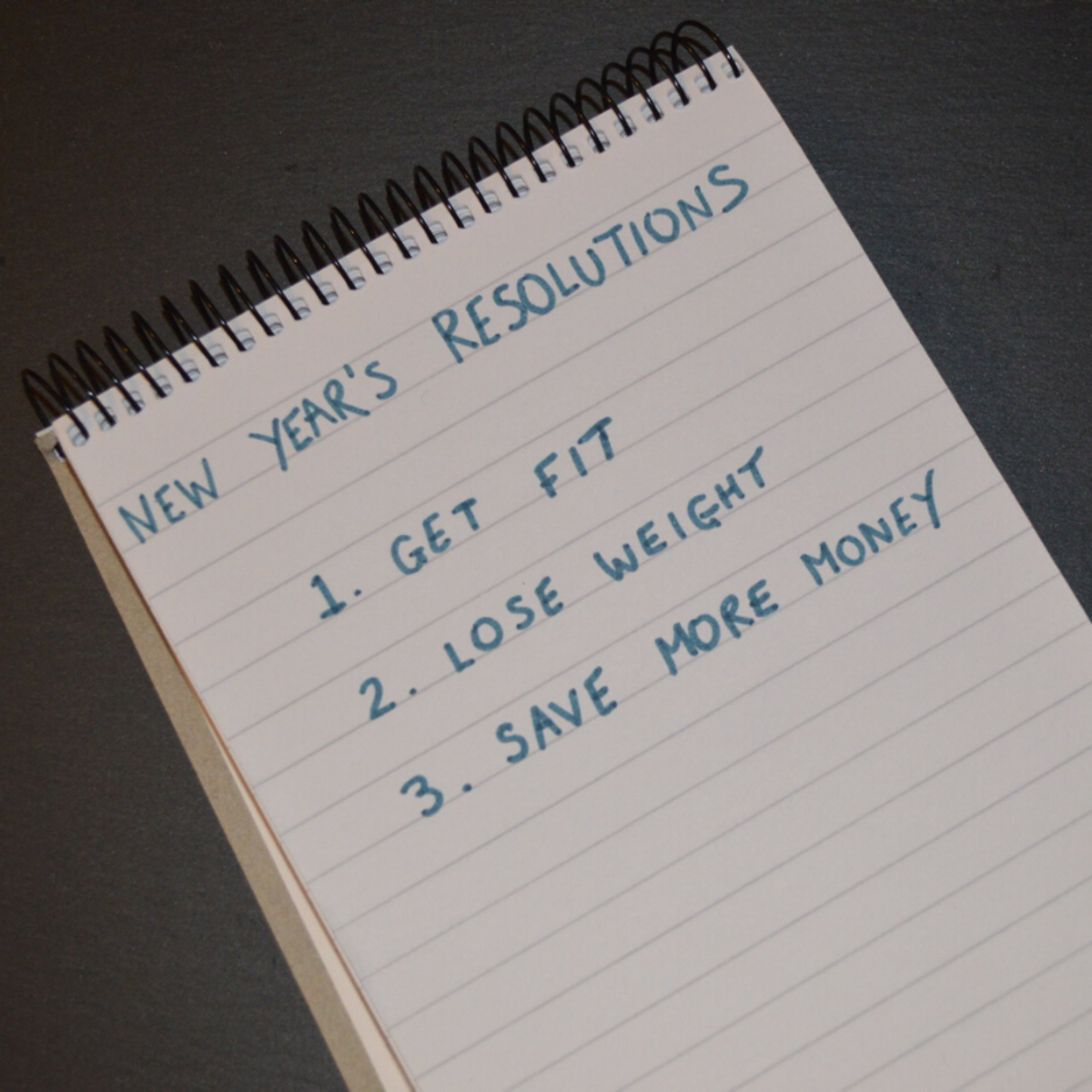 Making New Year's resolutions is an extremely popular tradition. Keeping them is another story . . .