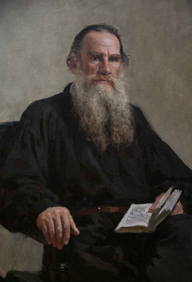 """The main thing is not to be in a hurry to write, not to grudge correcting and revising...not to write a lot and not, for heaven's sake, to make of writing a means of livelihood or of winning importance in people's eyes.""  ~ Leo Tolstoy"