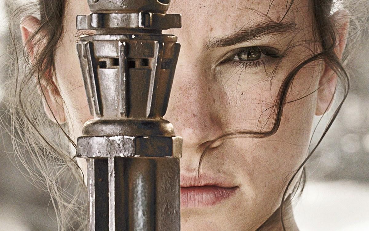 Is Rey a Skywalker?
