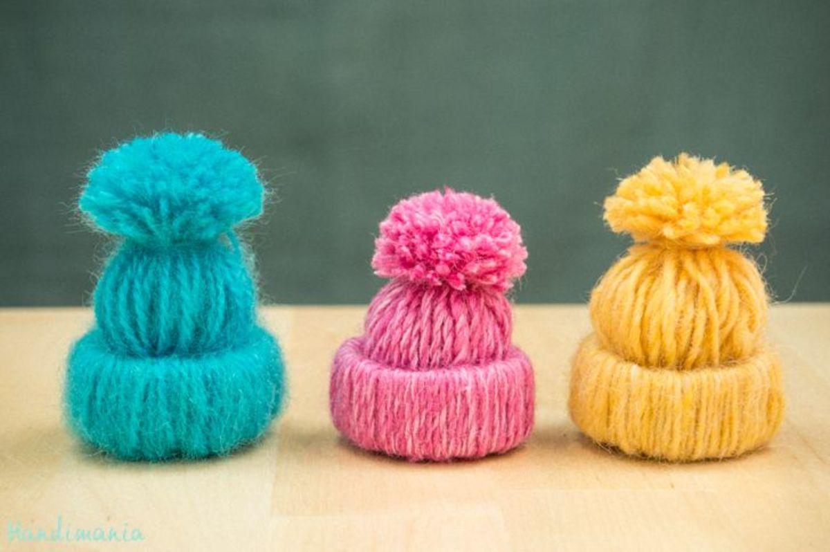 Mini Knit Hat