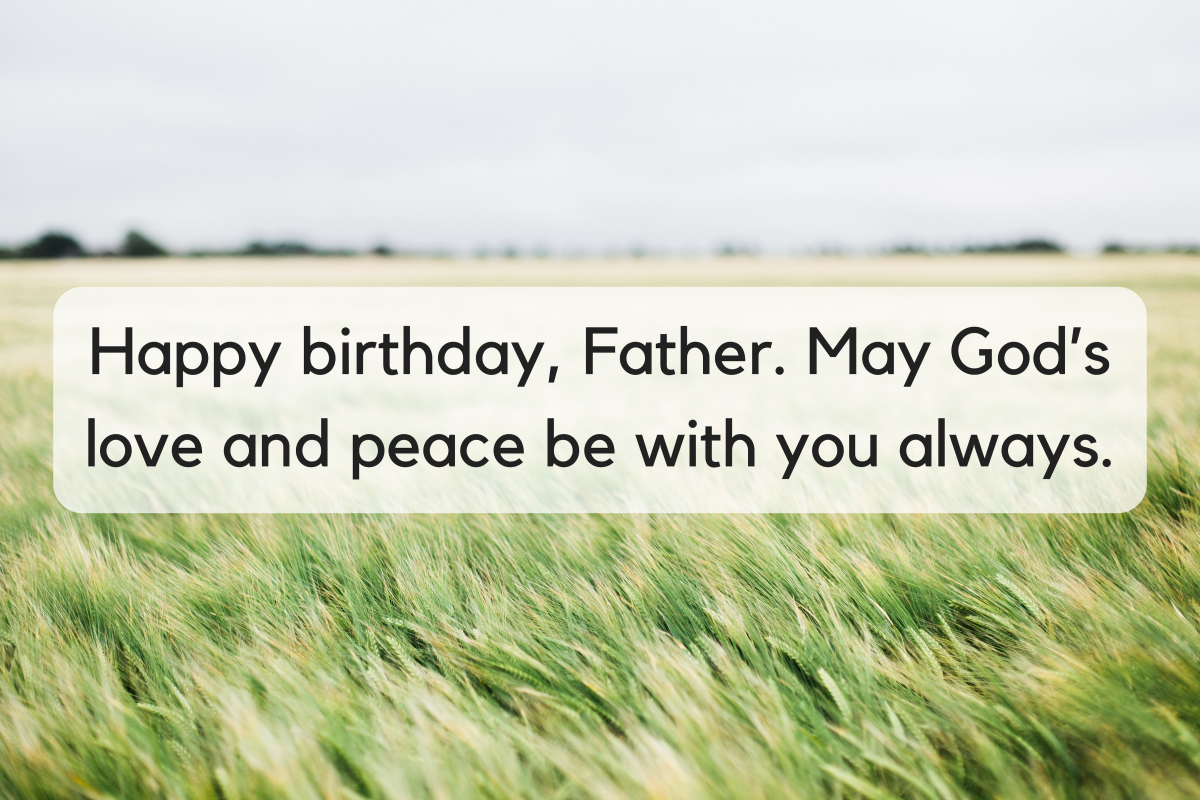 If you're not quite sure how to wish your spiritual leader a happy birthday, here's some inspiration!
