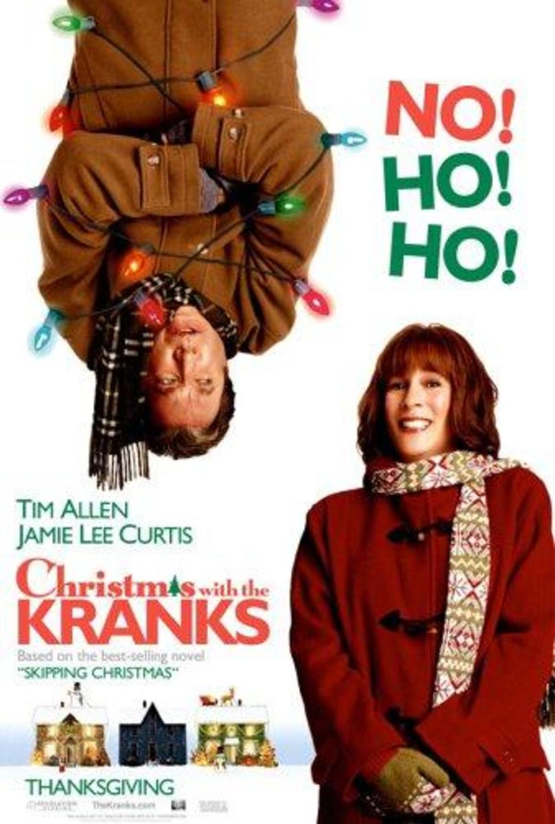 Christmas With The Kranks (2004); Starring:  Tim Allen, Jamie Lee Curtis, Dan Aykroyd, & M. Emmet Walsh