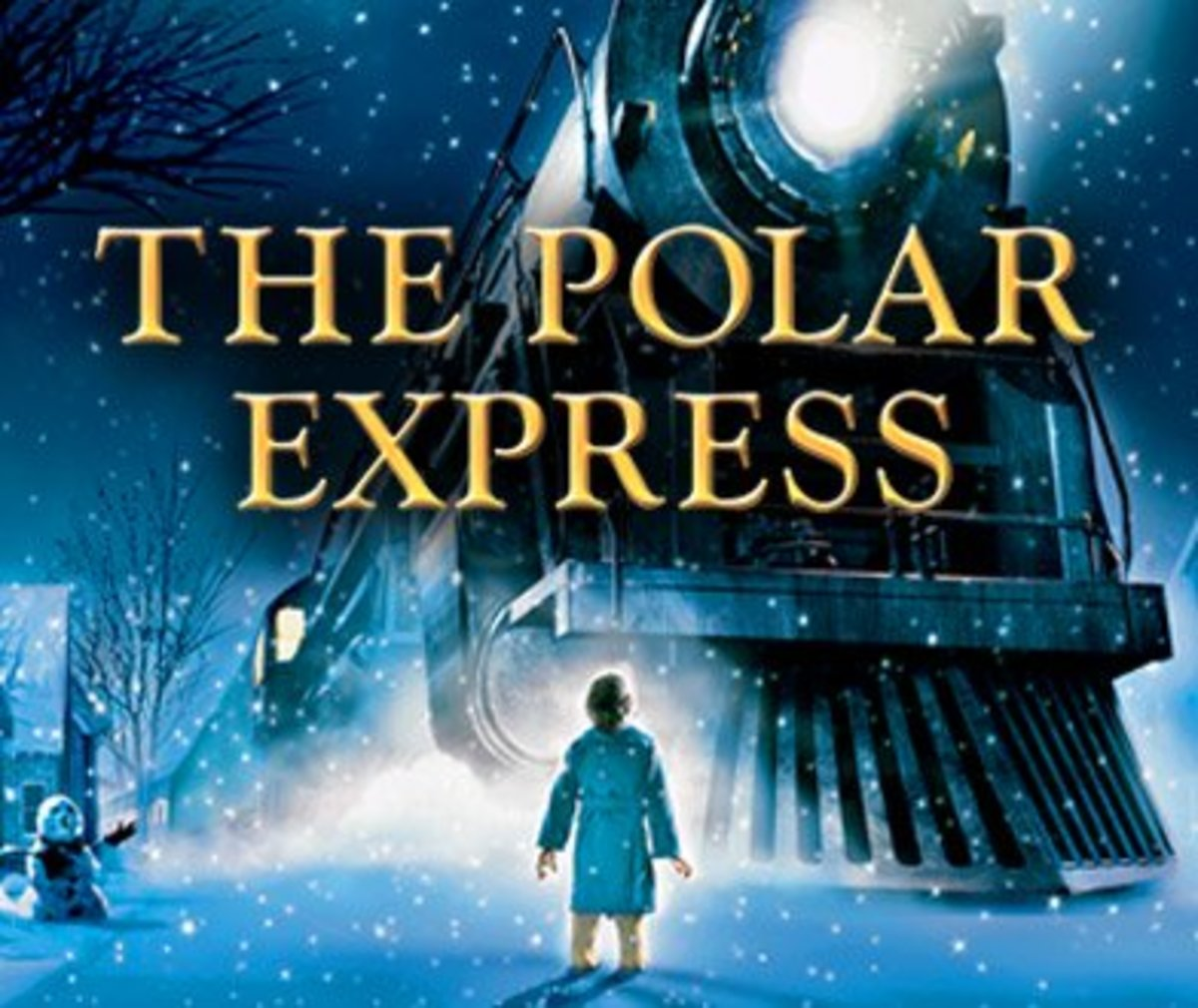 The Polar Express (2004); Starring: Tom Hanks  Leslie Zemeckis, & Eddie Deezen