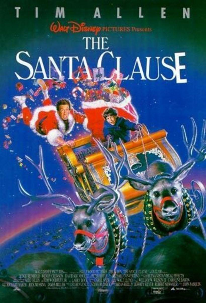 1994 The Santa Clause Starring: Tim Allen, Judge Reinhold