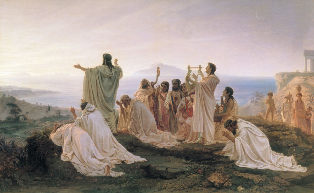 Christianity & Paganism